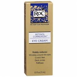 RoC Retinol Correxion Eye Cream, .5 fl oz