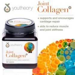 youtheory™ Joint Collagen Advanced Formula, 160 Tablets