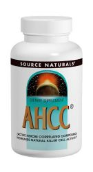Source Naturals AHCC® Plus -- 500 mg - 60 Capsules