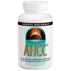 Source Naturals AHCC 750mg, 60 Capsules