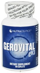 Gerovital Gh3 - 60 Caplets  Nutraceutics