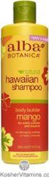 Alba Botanica® Natural Hawaiian Shampoo Mango -- 12 fl oz