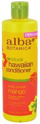 Alba Botanica, Natural Hawaiian Conditioner, Body Builder Mango, 12 oz (340 g)
