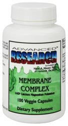 Membrane Complex - 100 Vegetarian Capsules-Advanced Research