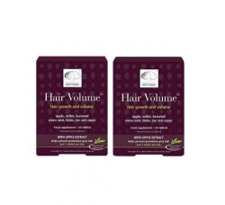 New Nordic Hair Volume - 2 Pack = 60 Tablets