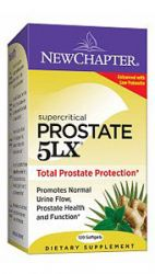 Prostate 5LX® 120 capsules New Chapter