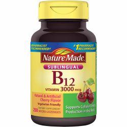 Nature Made Vitamin B12, 300 Mcg, 250 Count