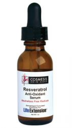 Resveratrol Anti-Oxidant Serum  1 oz  Life Extension