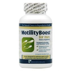 MotilityBoost for Men  from Fairhaven Health 60 Capsules