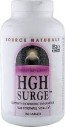 Source Naturals HGH Surge™ -- 150 Tablets