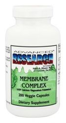 Membrane Complex - 200 Vegetarian Capsules-Advanced Research