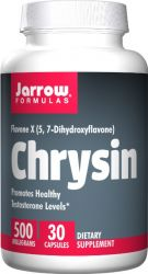 Chrysin 500 mg 30 capsules: Jarrow Formulas