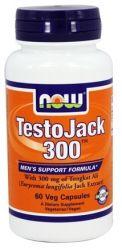NOW Foods - TestoJack 300 Men