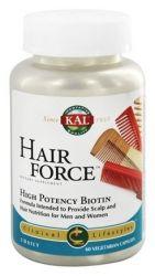 KAL Hair Force 60 caps