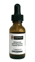 Advanced Anti-Glycation Peptide Serum 1 oz - Life Extension