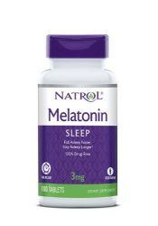 Natrol Melatonin TR 3 mg, 100 Tablets