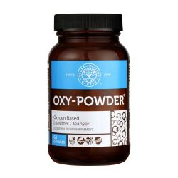 OXY-POWDER® Safe & Natural Colon Cleanser 60 Capsules