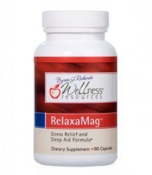 RelaxaMag  100 capsules Wellness Resources