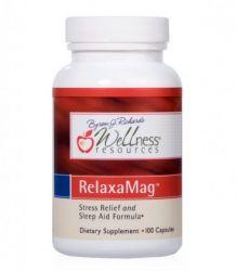 RelaxaMag  100 capsules