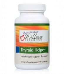 Thyroid Helper  180 capsules Wellness Resources
