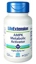 AMPK Metabolic Activator 30 vegetarian tablets Life Extension