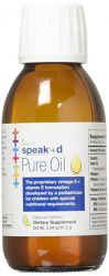 speak Pure Oil+d (Lemon - 3.04 oz) - NourishLife