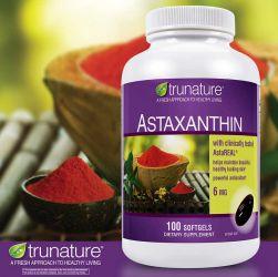trunature Astaxanthin 6 mg., 100 Softgels