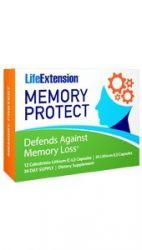 Memory Protect 12 Colostrinin-Lithium (C-Li) Capsules  24 Lithium (Li) Capsules Life Extension
