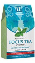 FOCUS TEA™ 14 stick packs, 14 g (0.5 oz) L.E.
