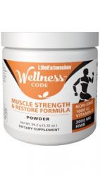 Wellness Code™ Muscle Strength and Restore Formula  94.2 g (3.32 oz.) Powder