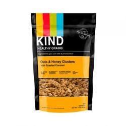 KIND Oats & Honey Clusters Granola - 17oz