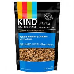 KIND Healthy Grains Fiber Vanilla Blueberry Clusters - 11oz