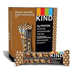 Kind® Peanut Butter Dark Chocolate + Protein Nutrition Bars - 12ct