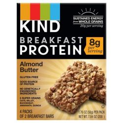 KIND® Almond Butter Protein Breakfast Bars - 4pk of 2 Bars