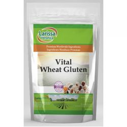 Vital Wheat Gluten (8 oz,