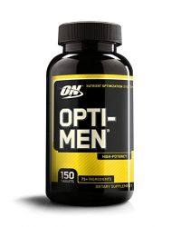 Optimum Nutrition, Opti-Men, 150 Tablets