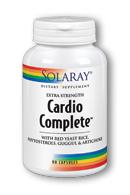 CardioComplete  90 Capsules  Solaray