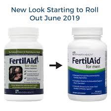 FertilAid For Men Natural Fertility Supplement, Capsules 90 Fairhaven Health