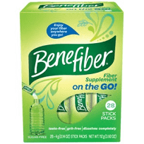 Benefiber On The Go Stick Packs, 28ct