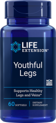 Youthful Legs 60 softgels Life Extension