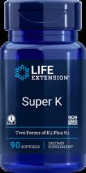 Super K 90 softgels Life Extension