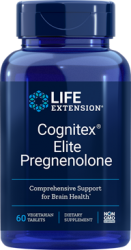 Cognitex® Elite Pregnenolone 60 Tablets Life extension