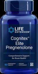 Cognitex® Elite Pregnenolone 60 Tablets Life extension