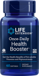 Once-Daily Health Booster 60 softgels Life Extension