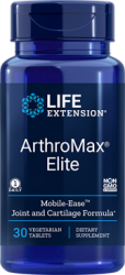 ArthroMax® Elite 30 vegetarian tablets Life Extension