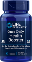 Once-Daily Health Booster 30 softgels  Life Extension