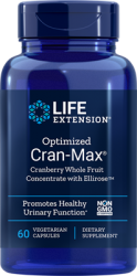 Optimized Cran-Max 60 capsules Life Extension