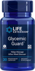 Glycemic Guard 30 vegetarian capsules Life Extension