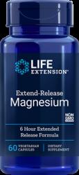 Extend-Release Magnesium 60 vegetarian capsules Life Extension