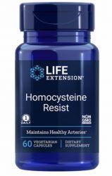 Homocysteine Resist 60 vegetarian capsules Life Extension